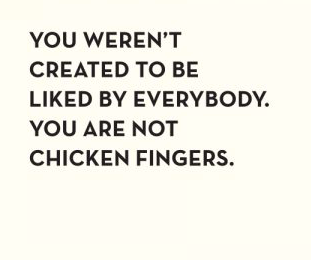 Chicken Fingers Card