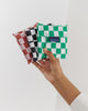 Set of Baggu Reusable Bags - Checkerboard