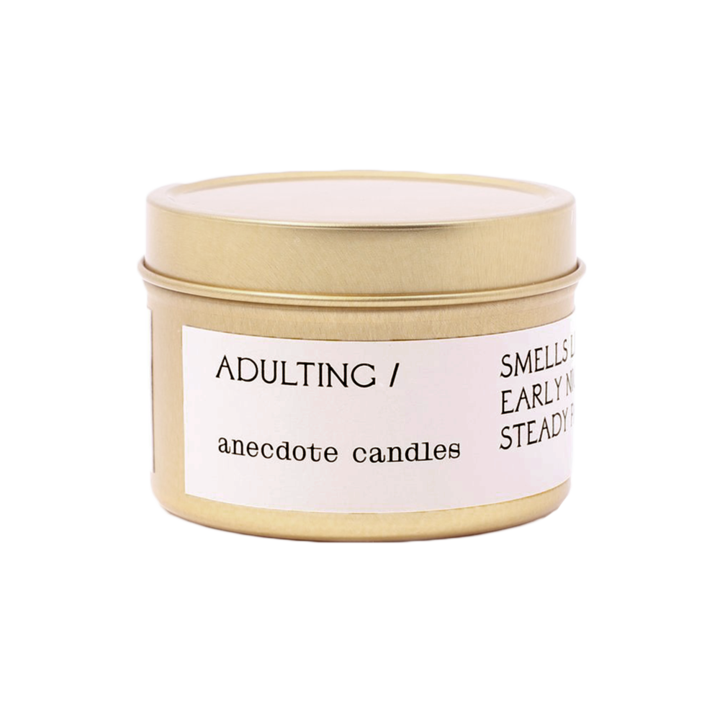 Adulting (Fig & Cashmere) Candle