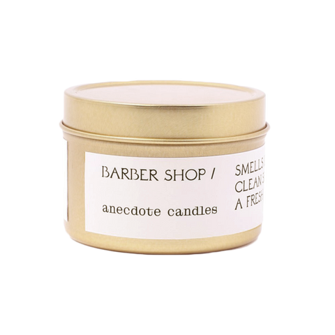 Barber Shop (Amber & Oceana) Candle