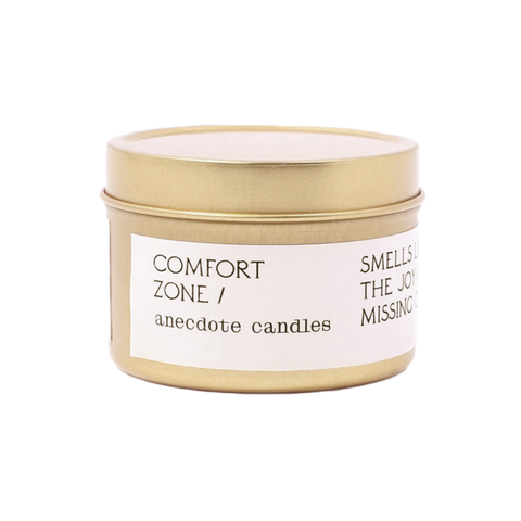 Comfort Zone (Coffee & Cedarwood) Candle