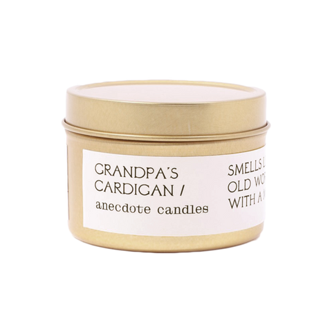 Grandpa's Cardigan (Black Pepper & Birch) Candle