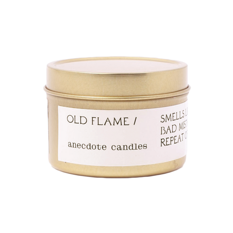 Old Flame (Santal) Candle