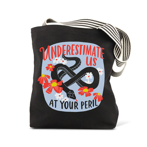 Peril Tote Bag