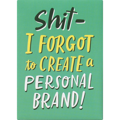 Personal Brand Magnet