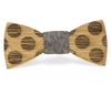 Kid-Size Earl Wooden Bow Tie