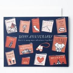 Anniversary Adventures Card