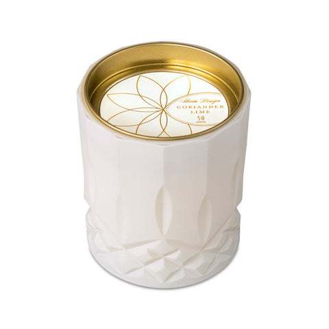 White Axiom Candle