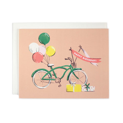 Bicycle Birthday