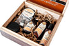 Shave Kit Cigar Box