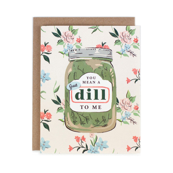 Great Dill Card