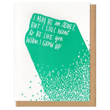 When I Grow Up Card