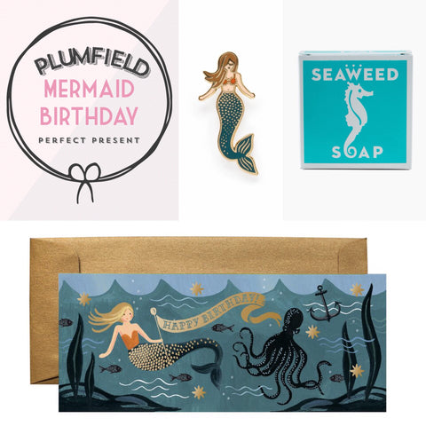 Perfect Present - Mermaid Birthday