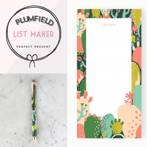 Perfect Present - List Maker