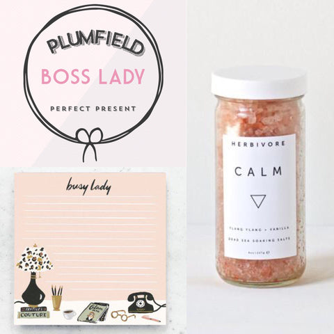 Perfect Present - Boss Lady