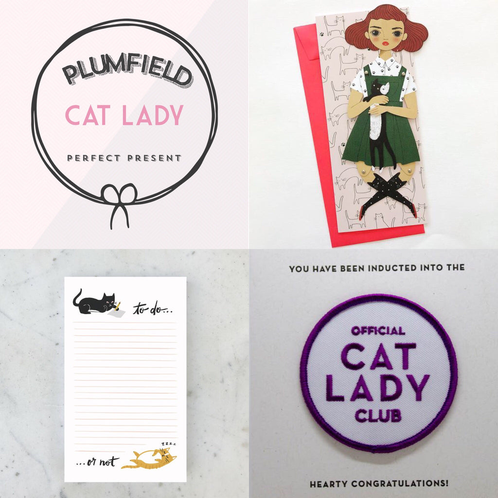 Perfect Present - Cat Lady
