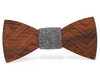 Kid-Size Harold Wooden Bow Tie