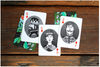 Charming Illustrated Playing Cards (and Set)