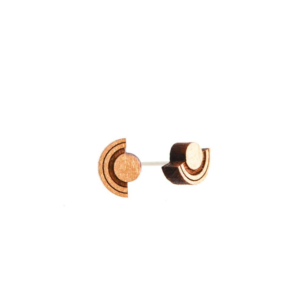 Ilsa Stud Earrings - Blush