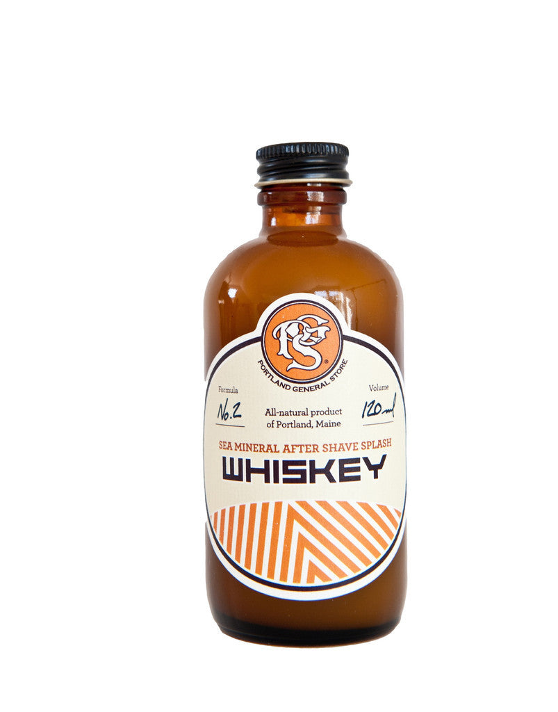 Whiskey After-Shave Splash