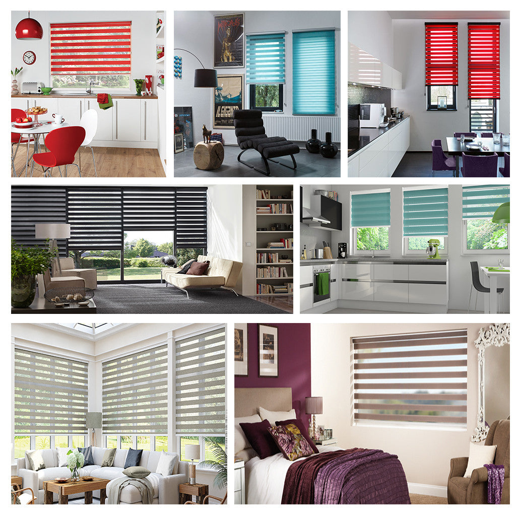 Conservatory Vision Duo Roller Blinds Conservatory Blinds Direct