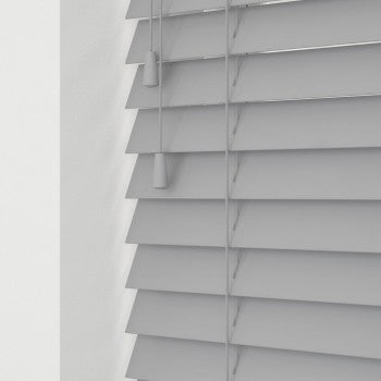 Ash Sunwood Venetian With Tapes 50mm - Conservatory Blinds Direct