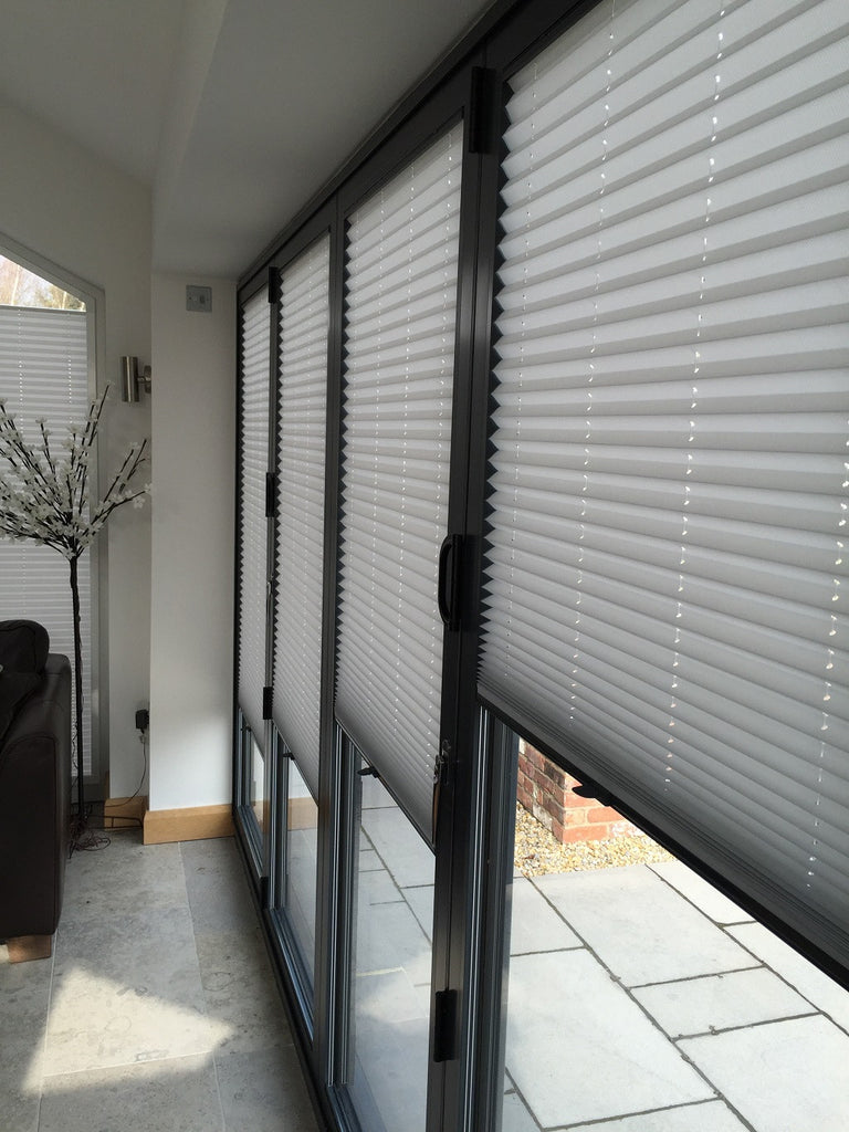 Infusion Asc Stone Grey - Conservatory Blinds Direct