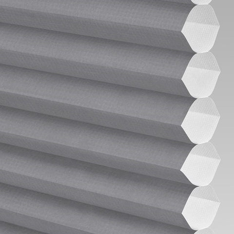 Anthracite Perfect Fit Blinds Hive Range Plain Concrete