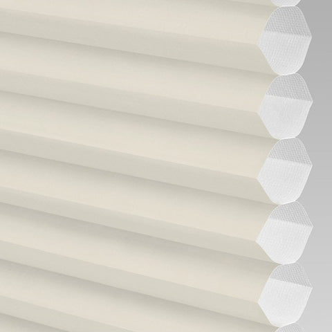 Anthracite Perfect Fit Blinds Hive Range Plain Cream