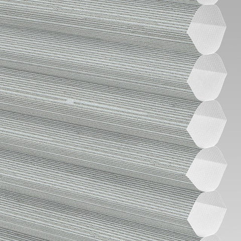 Anthracite Perfect Fit Blinds Hive Range Silkweave Ash