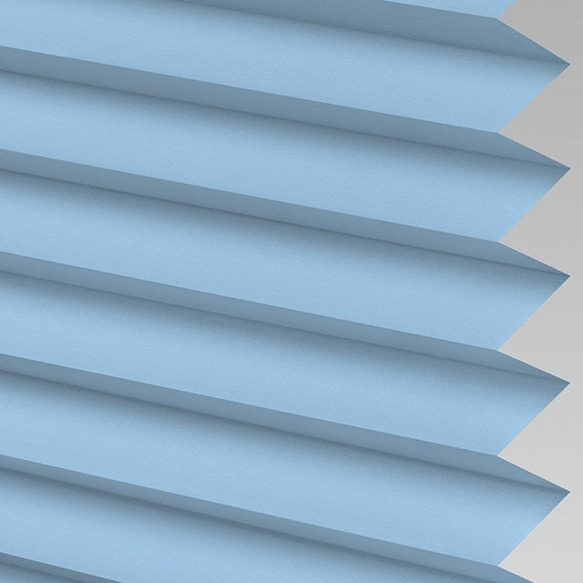 Infusion Asc Pale Blue - Conservatory Blinds Direct