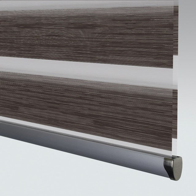 Mirage Beam Walnut - Conservatory Blinds Direct