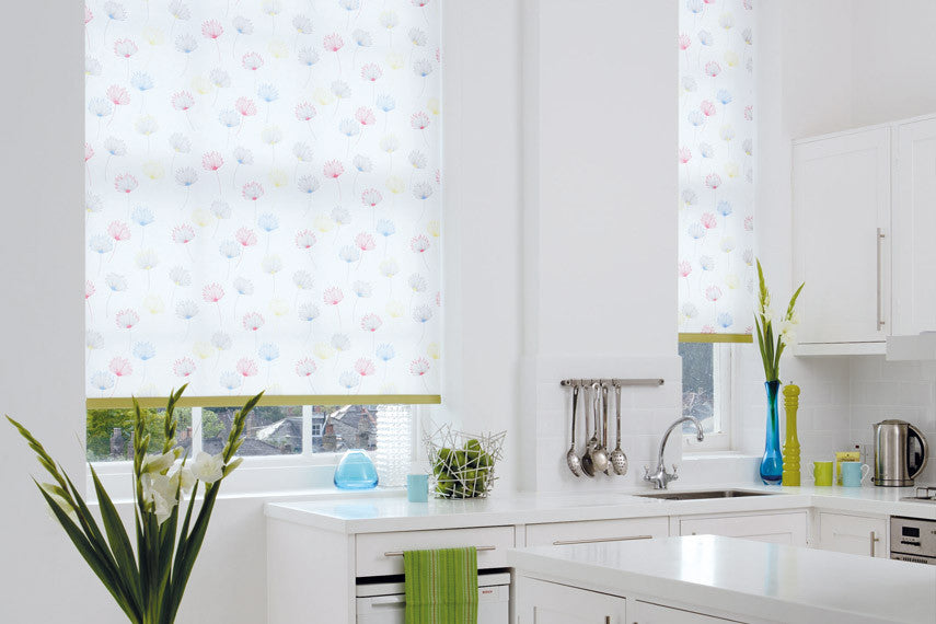 Palette Atlantic Blue - Conservatory Blinds Direct