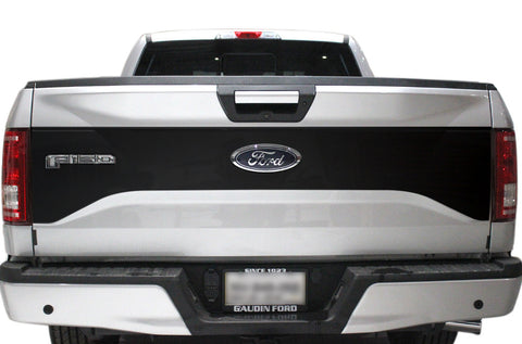 Ford F-150 (2015-2017) Vinyl Decal Wrap Kit - Roush-Style Tailgate