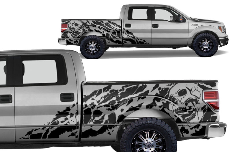 Custom Truck Decals