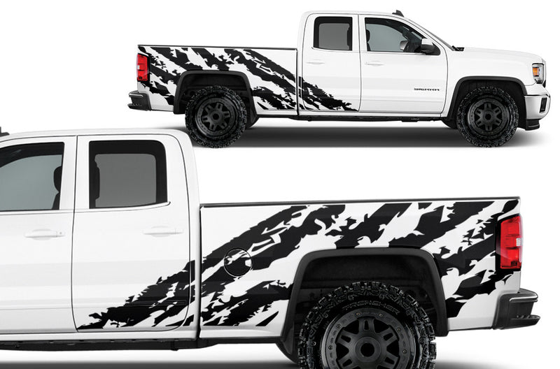Gmcsierra vehicle vinyltruck vinyl