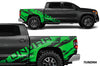Toyota Tundra TRD Truck Vinyl Decal Graphics Custom Green Design
