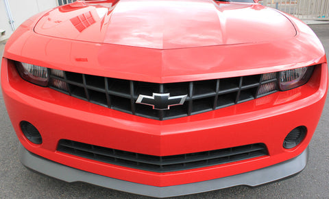 Chevrolet Camaro (2010-2013) Custom Vinyl Decal Kit - Front and Rear Chevy Logo
