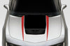 Chevy Chevrolet Camaro Car Decal Vinyl Graphics Red Hood Stripe Design