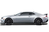 Chevy Chevrolet Camaro 2010 2011 2012 2013 2014 2015 Car Decal Vinyl Graphics Gray Design Made in USA