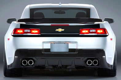 Chevy Chevrolet Camaro 2010 2011 2012 2013 2014 2015 Car Decal Vinyl Graphics Black Design Made in USA Trunk