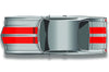 Chevy Chevrolet Chevelle Car Decal Vinyl Graphics Red Stripe Design