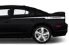 Dodge Charger Car Vinyl Decal Custom Graphics White Stripe Design