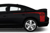 Dodge Charger Car Vinyl Decal Custom Graphics Red Stripe Design