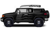 Toyota FJ Cruiser TRD Truck Vinyl Decal Graphics Custom Gray  American Flag Design