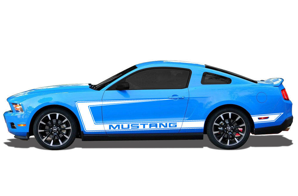 Mustang c strip kit
