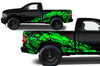 Dodge Ram 1500/2500 (2009-2018) MIDBOX Custom Vinyl Decal Kit - NIGHTMARE