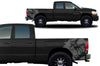 Dodge Ram 1500 2500 Truck Vinyl Decal Custom Graphics Gray Design