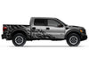 Ford Raptor F-150 F150 2010 2011 2013 2014 Truck Vinyl Decal Graphics Wrap Kit Factory Crafts Custom Gray Grey
