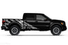Ford Raptor F-150 F150 2015 2016 2017 2018 Truck Vinyl Decal Graphics Wrap Kit Factory Crafts Custom Grey Gray